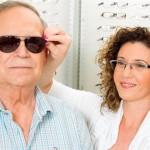התאמת משקפי שמש גיל שלישי 1
