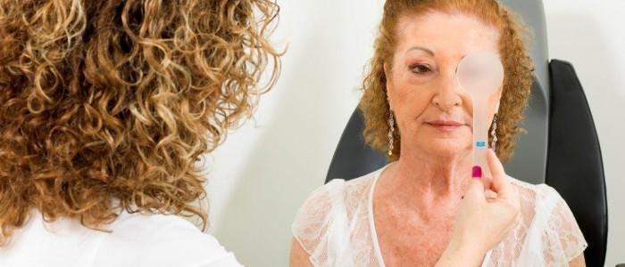 בדיקת תפקודי ראיה גיל שלישי נ 1